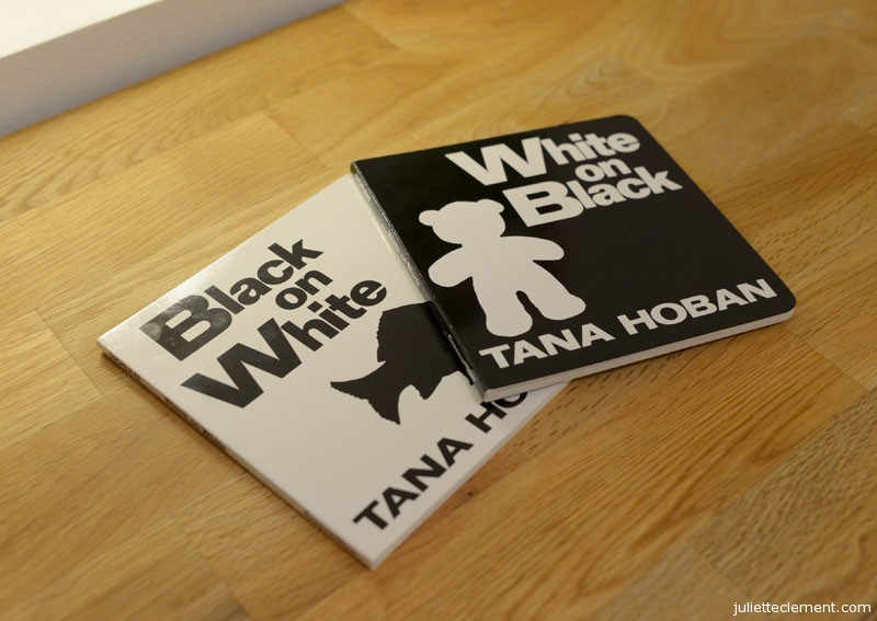'Black on White' and 'White on Black' by Tana Hoban