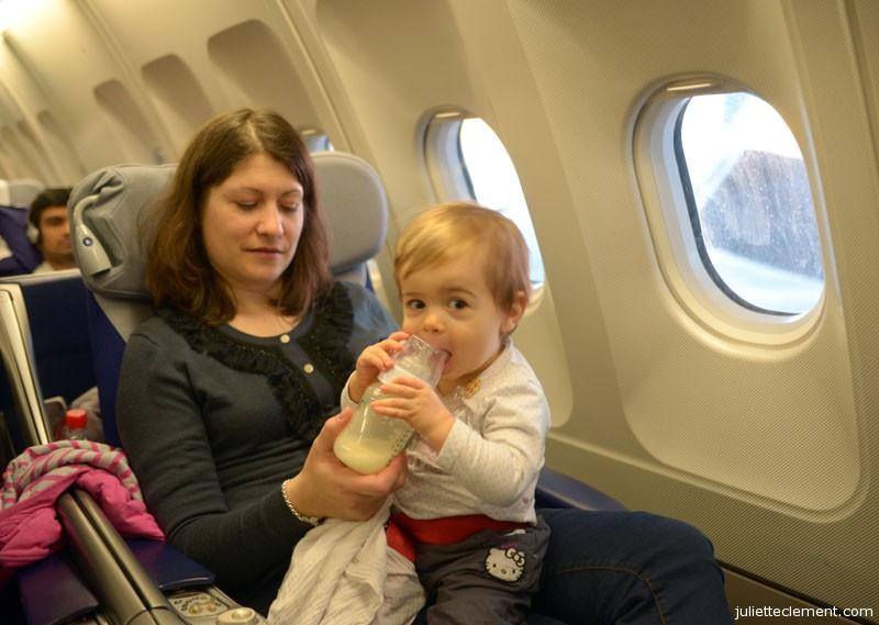 Pre-departure drinks service