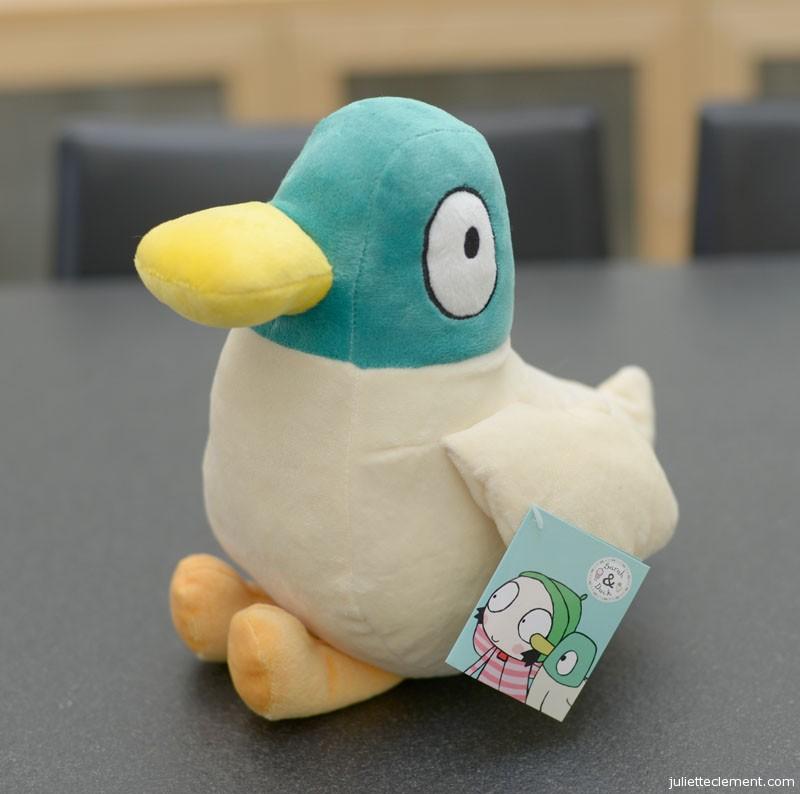 Duck!  Quack!