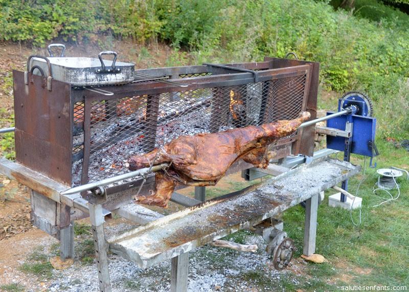 18kg of lamb