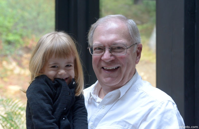 Grandpa and Juliette