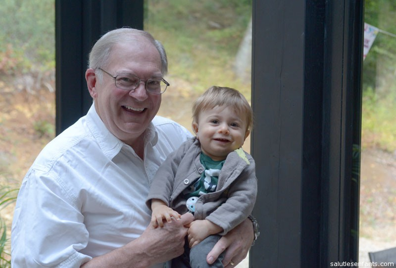 Grandpa and Alexandre